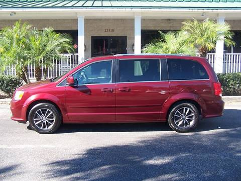 2017 Dodge Grand Caravan for sale at Thomas Auto Mart Inc in Dade City FL