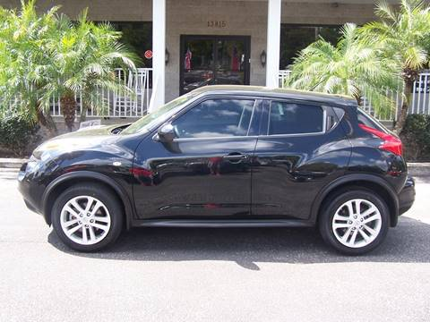 2014 Nissan JUKE for sale at Thomas Auto Mart Inc in Dade City FL