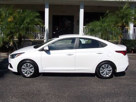 2018 Hyundai Accent for sale at Thomas Auto Mart Inc in Dade City FL