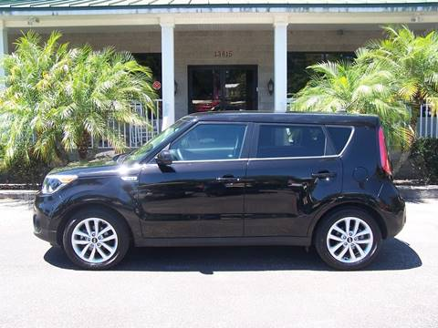2018 Kia Soul for sale at Thomas Auto Mart Inc in Dade City FL