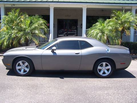 2012 Dodge Challenger for sale at Thomas Auto Mart Inc in Dade City FL