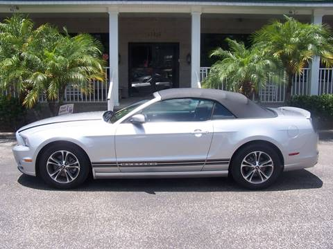 2014 Ford Mustang for sale at Thomas Auto Mart Inc in Dade City FL