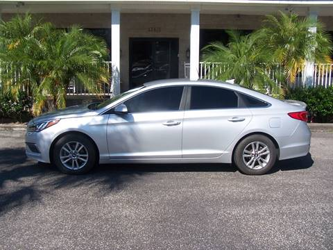 2015 Hyundai Sonata for sale at Thomas Auto Mart Inc in Dade City FL