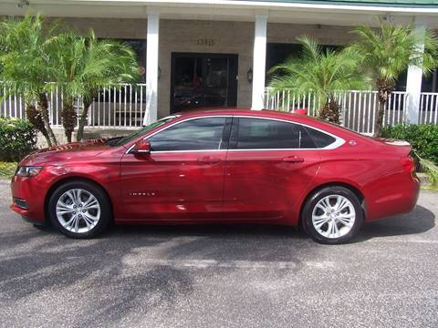 2015 Chevrolet Impala for sale at Thomas Auto Mart Inc in Dade City FL