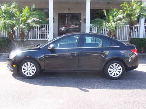 2011 Chevrolet Cruze for sale at Thomas Auto Mart Inc in Dade City FL