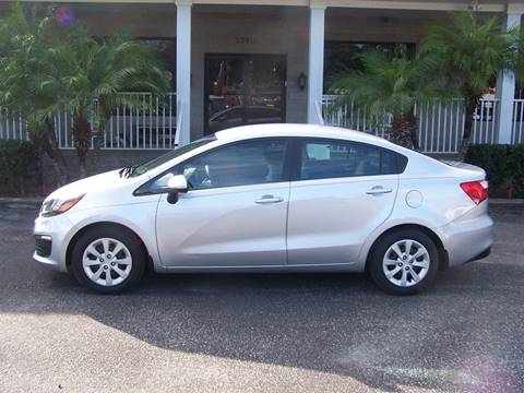 2016 Kia Rio for sale at Thomas Auto Mart Inc in Dade City FL