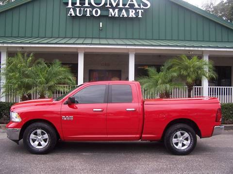 2013 RAM Ram Pickup 1500 for sale at Thomas Auto Mart Inc in Dade City FL