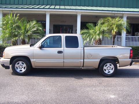 2006 Chevrolet Silverado 1500 for sale at Thomas Auto Mart Inc in Dade City FL
