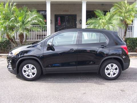 2019 Chevrolet Trax for sale at Thomas Auto Mart Inc in Dade City FL
