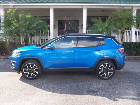 2018 Jeep Compass for sale at Thomas Auto Mart Inc in Dade City FL