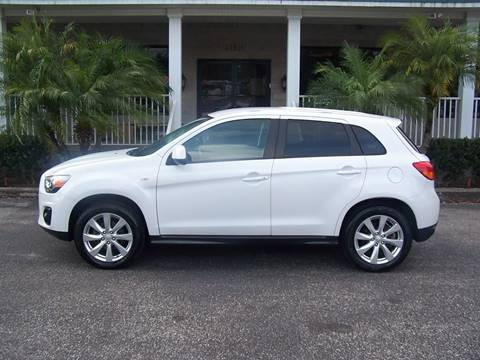 2015 Mitsubishi Outlander Sport for sale at Thomas Auto Mart Inc in Dade City FL
