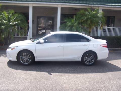 2016 Toyota Camry for sale at Thomas Auto Mart Inc in Dade City FL