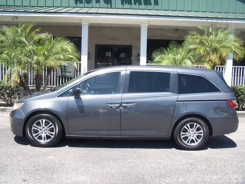 2012 Honda Odyssey for sale at Thomas Auto Mart Inc in Dade City FL