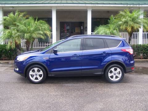2016 Ford Escape for sale at Thomas Auto Mart Inc in Dade City FL