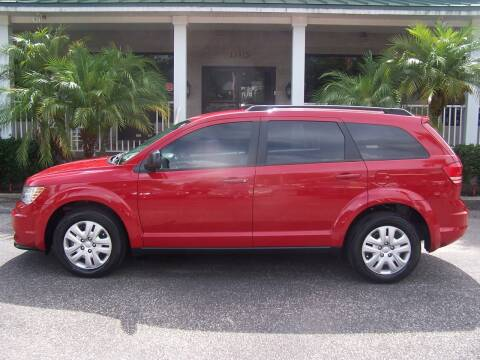 2018 Dodge Journey for sale at Thomas Auto Mart Inc in Dade City FL