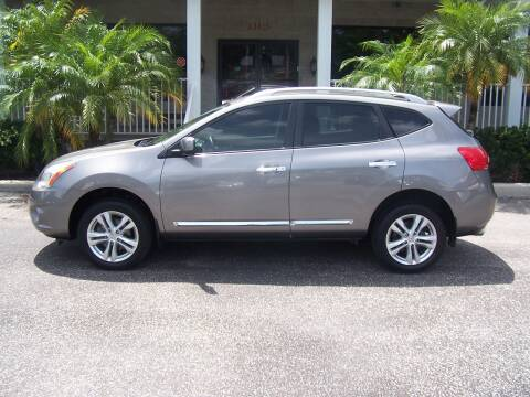 2013 Nissan Rogue for sale at Thomas Auto Mart Inc in Dade City FL