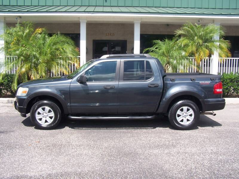 2010 Ford Explorer Sport Trac for sale at Thomas Auto Mart Inc in Dade City FL