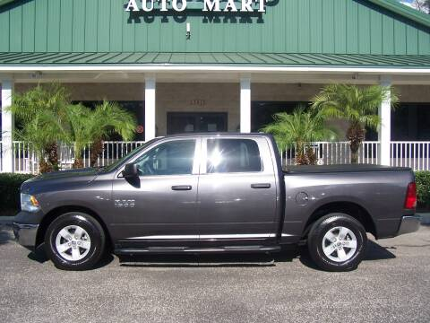 2017 RAM Ram Pickup 1500 for sale at Thomas Auto Mart Inc in Dade City FL