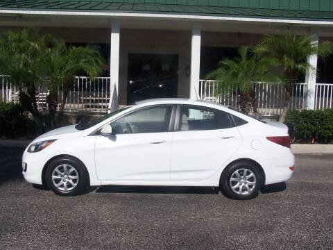 2014 Hyundai Accent for sale at Thomas Auto Mart Inc in Dade City FL