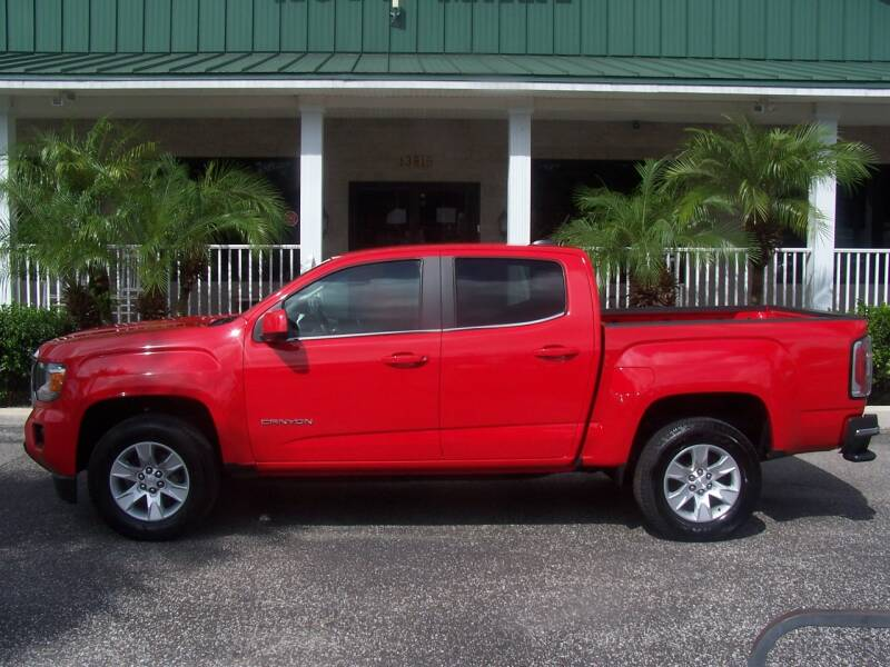 2015 GMC Canyon for sale at Thomas Auto Mart Inc in Dade City FL