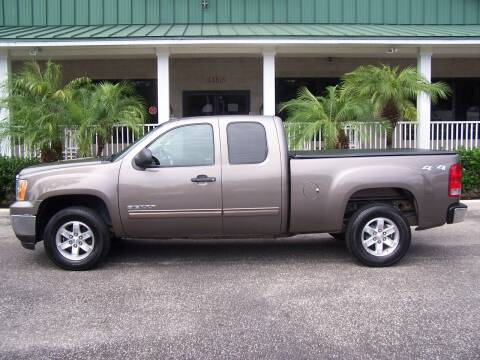 2012 GMC Sierra 1500 for sale at Thomas Auto Mart Inc in Dade City FL