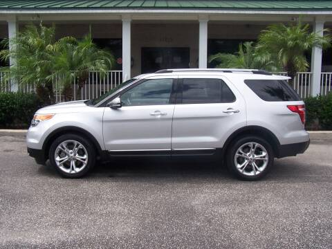 2015 Ford Explorer for sale at Thomas Auto Mart Inc in Dade City FL