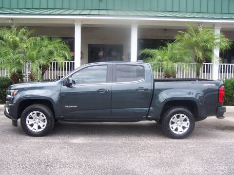 2017 Chevrolet Colorado for sale at Thomas Auto Mart Inc in Dade City FL