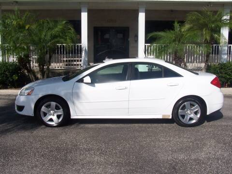 2010 Pontiac G6 for sale at Thomas Auto Mart Inc in Dade City FL