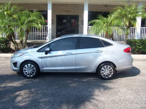 2012 Ford Fiesta for sale at Thomas Auto Mart Inc in Dade City FL