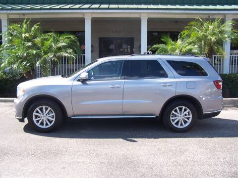 2015 Dodge Durango for sale at Thomas Auto Mart Inc in Dade City FL