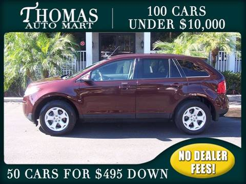 2012 Ford Edge for sale in Dade City, FL