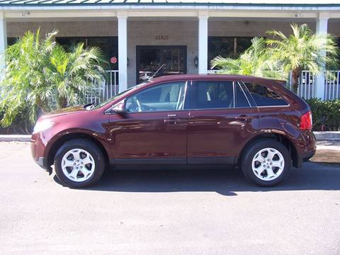 2012 Ford Edge for sale at Thomas Auto Mart Inc in Dade City FL