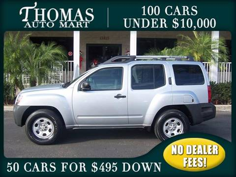2010 Nissan Xterra for sale in Dade City, FL