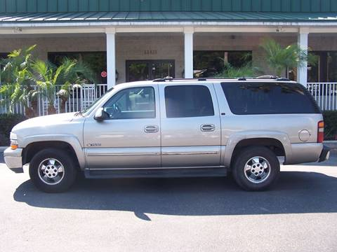 2000 Chevrolet Suburban for sale in Dade City, FL