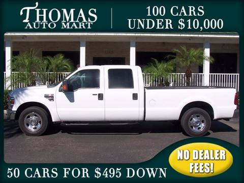 2008 Ford F-350 Super Duty for sale in Dade City, FL