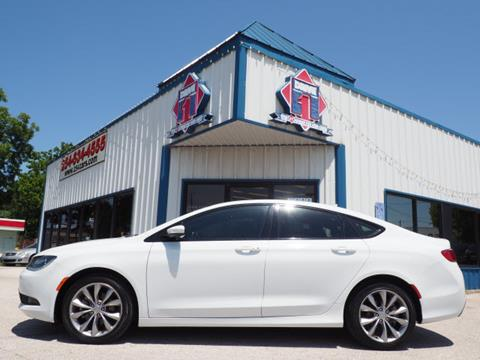 2015 Chrysler 200 for sale in Killeen, TX