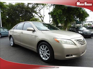 2007 Toyota Camry for sale in Plantation, FL