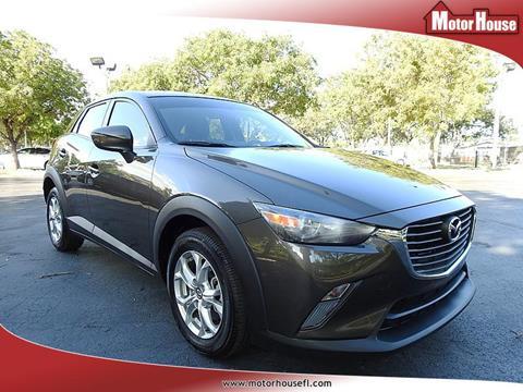 2016 Mazda CX-3 for sale in Plantation, FL