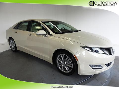 2015 Lincoln MKZ Hybrid for sale in Plantation, FL