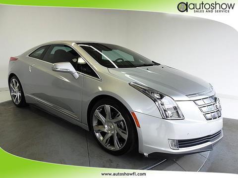 2014 Cadillac ELR for sale in Plantation, FL