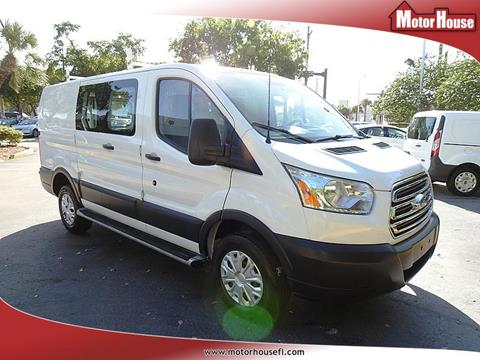 2015 Ford Transit Cargo for sale in Plantation, FL