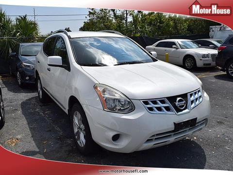 2012 Nissan Rogue for sale in Plantation, FL
