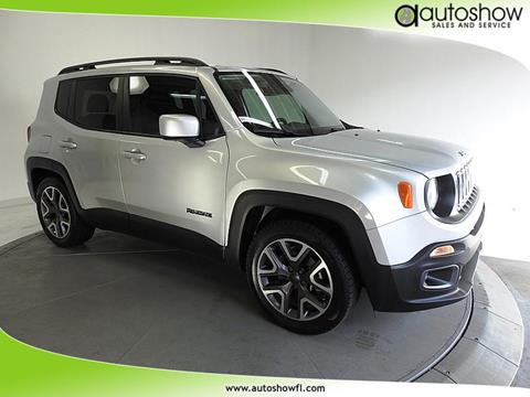 2015 Jeep Renegade for sale in Plantation, FL