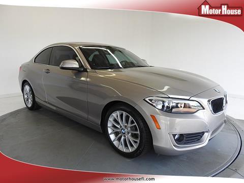2014 BMW 2 Series for sale in Plantation, FL