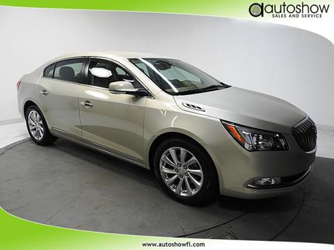 2014 Buick LaCrosse for sale in Plantation, FL