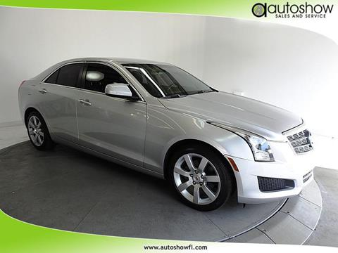 2014 Cadillac ATS for sale in Plantation, FL