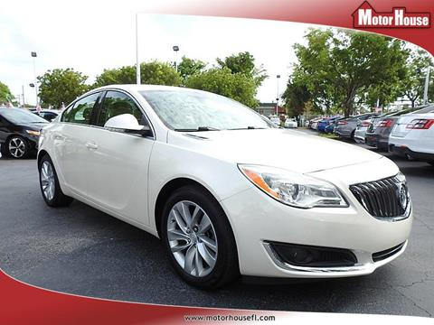 2014 Buick Regal for sale in Plantation, FL