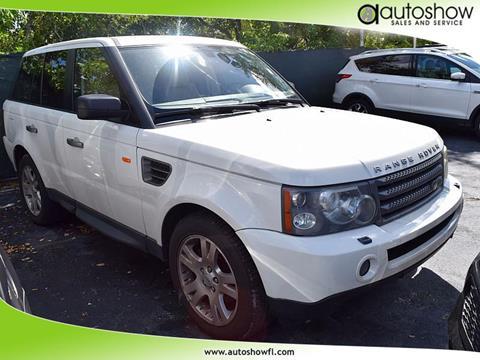 2006 Land Rover Range Rover Sport for sale in Plantation, FL