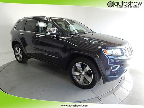 2014 Jeep Grand Cherokee for sale in Plantation, FL