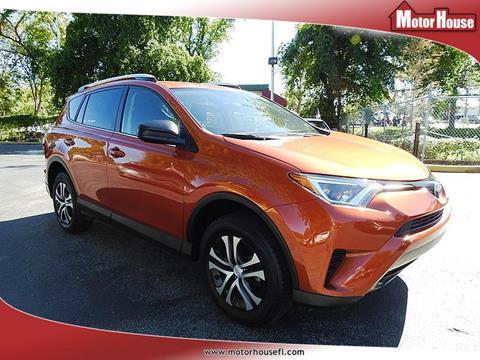 2016 Toyota RAV4 for sale in Plantation, FL